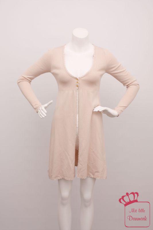 Erstes Bild der Rundumansicht für das Produkt Visc Knit long Cardigan 1310212 mit 3 Knöpfen
