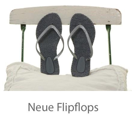 Neue Flipflops von Ilse Jacobsen