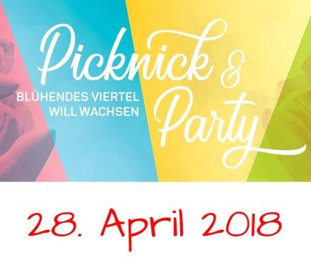 Picknick und Party
