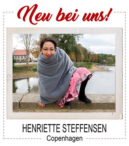 Neues Label: Henriette Steffensen CPH
