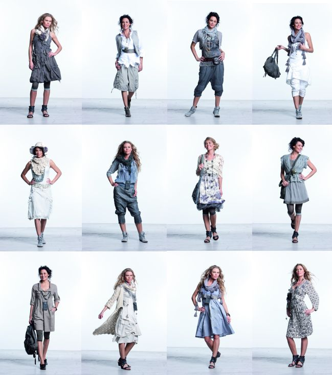 Catwalk-Fotos der Frühlings-Kollektion 2011 von Staff (Nü by Staff-Woman)