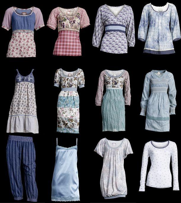 Einzelbilder der Frühlingskollektion 2011 vom dänischen Mode-Label Container.