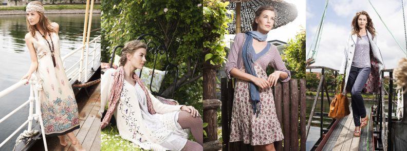 Feminine dänische Mode zum Träumen gibts in der Frühjahrskollektion von Container.