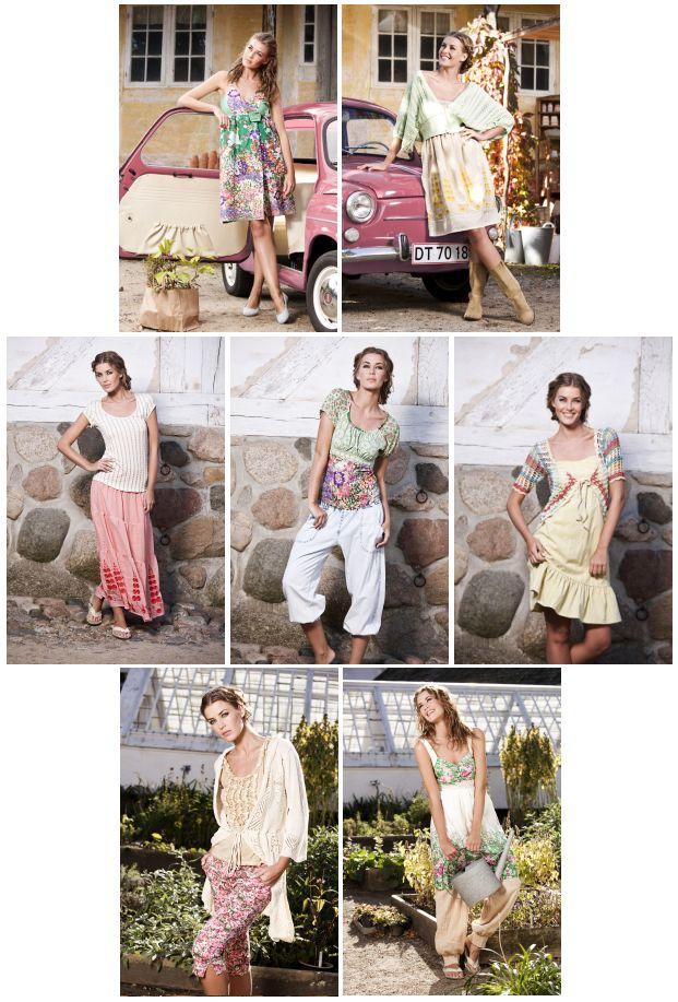 Die Sommer-Kollektion 2011 von Container aus Dänemark hilft Dir garantiert - zumindest mit dem passenden Outfit!