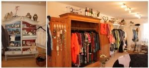 Accessoires und Schmuck von Lisbeth Dahl sowie Kleidern von Margot, Staff usw. inspirieren uns.