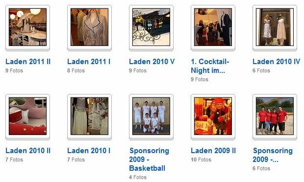 Unsere Fotoalben auf dem Fotodienst Flickr