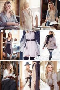 """Wunderschöne Kleider, Strickjacken und Mäntel von """"by Ti-Mo"""" gibt es in der Herbst-Kollektion und Winter-Kollektion 2011 zu sehen."""