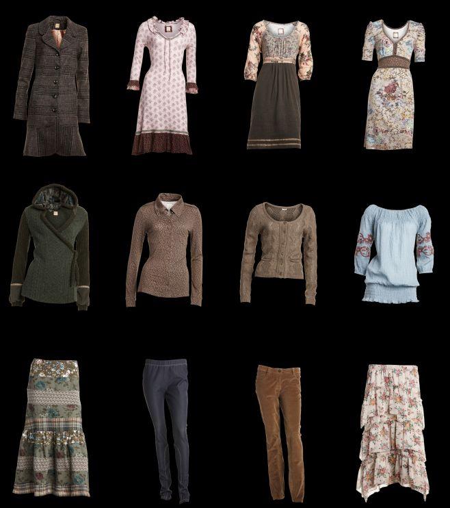 Im Herbst 2011 findet sich für jedes Cowgirl das passende Outfit.