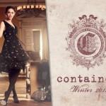 """Die Winter-Kollektion 2011 von Container zeigt """"die Wintersaison mit einem romantischen Hauch eines traumhaften Abenteuers"""" (Zitat: container.dk)."""