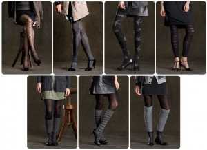 She´s got legs - das ist Decoys  Credo der Winter-Kollektion 2011.