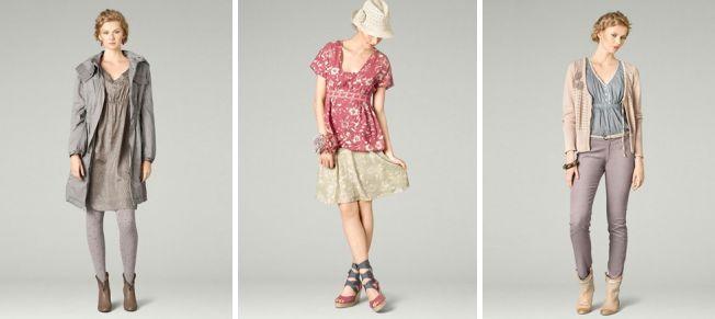 Die Frühlingskollektion 2012 von Noa-Noa gibt es in Dresden im Mit lille Danmark.