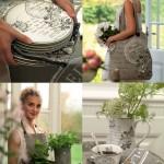 Das wohl romantischste Design, was Greengate bisher geschaffen hat, wird in der Frühlings- / Sommerkollektion 2012 vorgestellt.