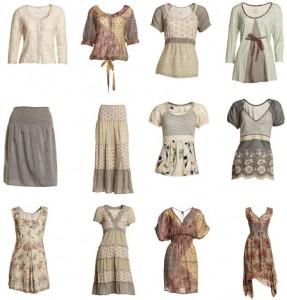 Oberteile, Strickjacken, Röcke, Kleider,... die Sommerkollektion 2012 von Container ist atemberaubend (wie immer).
