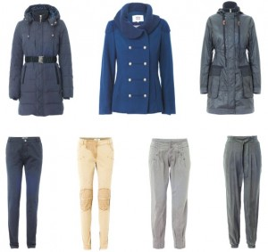 In der Herbstkollektion 2012 von Noa-Noa gibt es natürlich wieder viele tolle Herbstmäntel und Hosen.