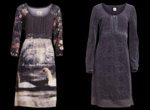 Von links nach rechts: 1. 3-2243 Ninni Kleid; 2. 3-2256 Ninja Kleid