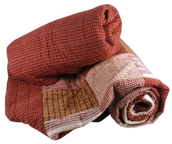 Diesen wunderschönen Quilt von Ib-Laursen kannst Du am Samstag den 15.12.2012 mit 40% Rabatt mit nach Hause nehmen.