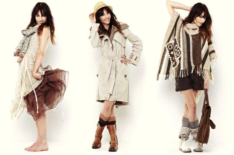 Nü by Staff-Woman - Spring 2013 - Hier zu sehen sind Outfits mit Rock, Mantel und kurzer Hose.