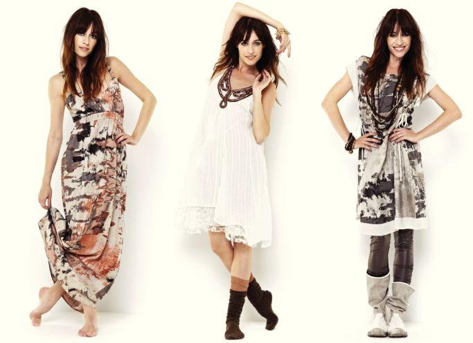 Nü by Staff-Woman - Spring 2013 - Hier zu sehen sind Outfits mit Kleidern.
