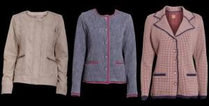 Aus der Container Frühlingskollektion 2013 einige Jacken.