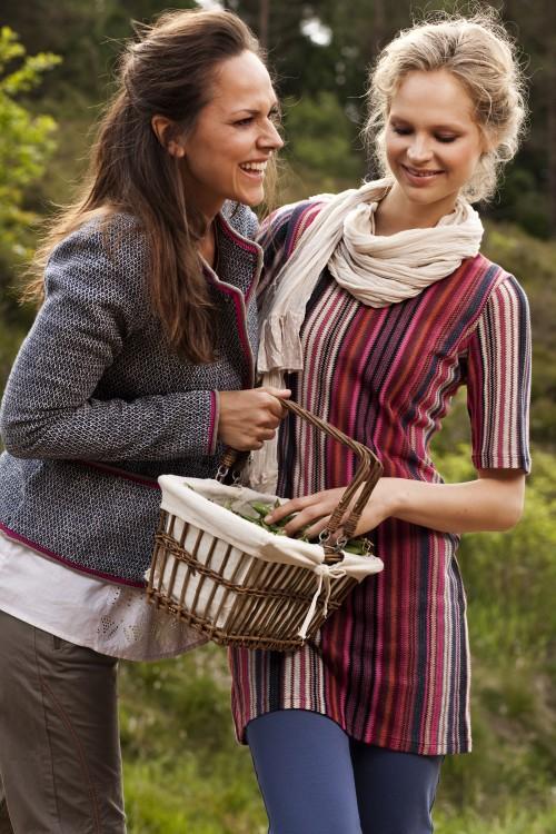Outfit Spring 7: Jacken, Blusen und Hosen