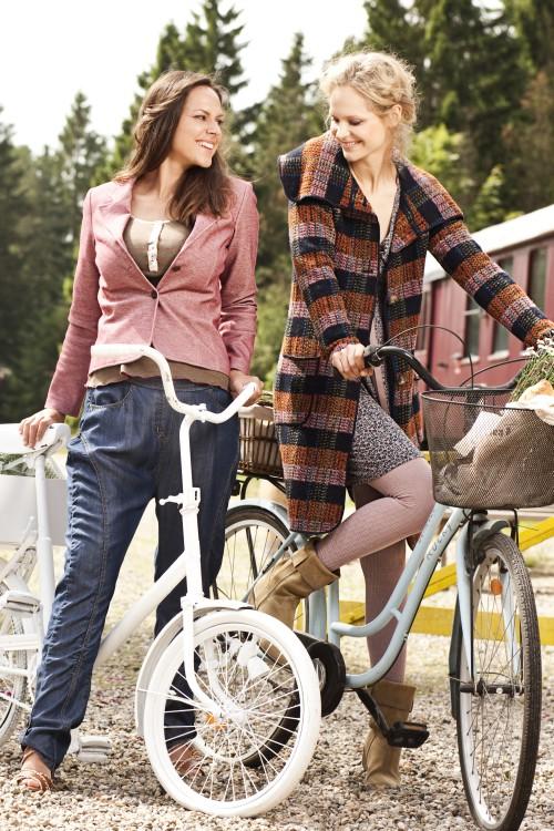 Outfit Spring 8: Jacken, Blusen, Kleid und Hose