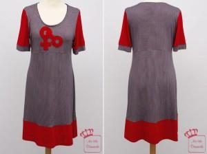 Du Milde Spring 2012 Kleid Uni Ursula