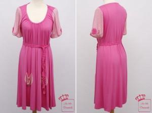 360 Grad Ansicht: Du Milde Spring-Summer 2012 Kleid Glamorous Gisella