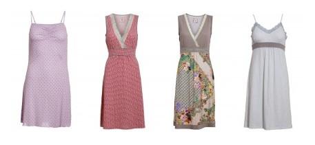 Kleider aus der Container-Sommerkollektion 2013 - Josef, Rosemarie, Rusla und Rosie