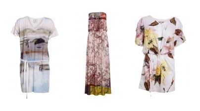 Sommerkleider 2013 von Container - Rubina, Rie und Raja