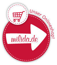 Logo fuer Online-Shop www.milida.de