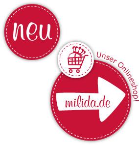 Zum Onlineshop www.Milida.de