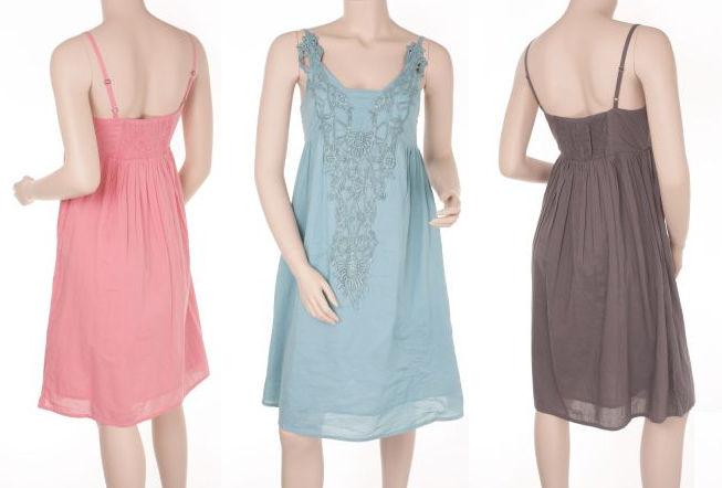 Noa-Noa: Kleid Silent Cotton