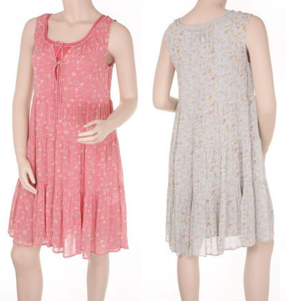 "Noa Noa: Kleid ""Summer Georgette"" 1-2536-1"