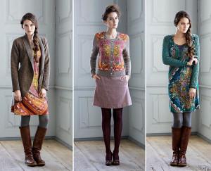 Drei weitere Herbst-Outfits von Container