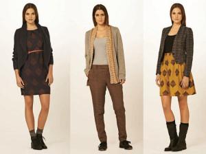 Drei Outfits für den Herbst von Noa Noa