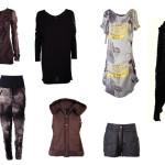 7 Kleidungsstücke für 7 Outfits