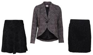 Röcke und Jacket von Container im Winter 2013