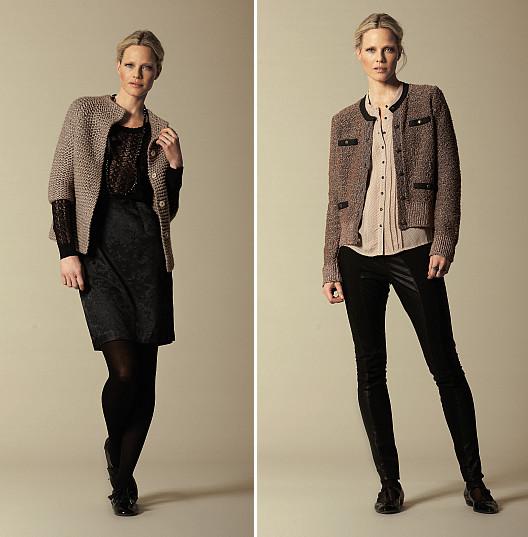 3d6ba96e795e9 Lookbook III mit Noa-Noa Winter-Styles – Dänische Mode in Dresden
