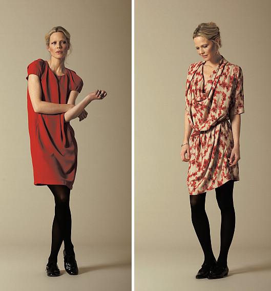 127205995b1cb Lookbook IV mit Winter-Kleidern von Noa Noa – Dänische Mode in Dresden