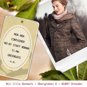 Gutscheine für dänische Mode im Mit lille Danmark