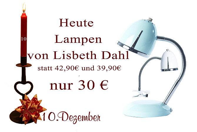 Lisbeth-Dahl Tischlampen