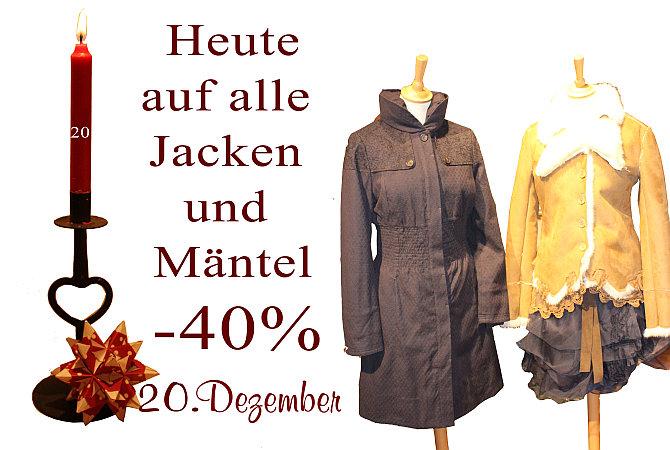Dänische Jacken und Mäntel