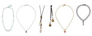 Halsketten von Sence-Copenhagen