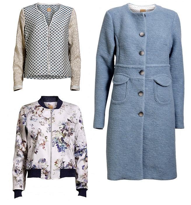 Dänische Jacken und Mäntel von Container