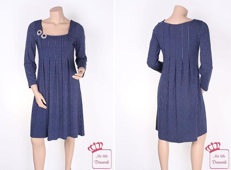 """Kleid """"Peggys Property Blomster"""" von Du Milde"""