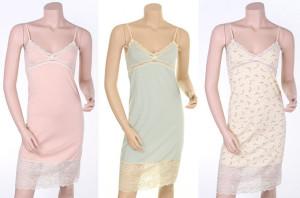 """Kleid """"Dress 40s Strap"""" mit Spitze von By Ti-Mo"""