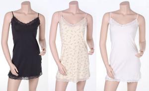 """Sexy Unterkleid """"Slip Dress 40s"""" von By Ti-Mo"""