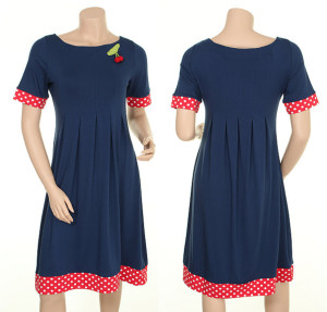 "Du Milde Kleid ""Cherries for Charlotta"""