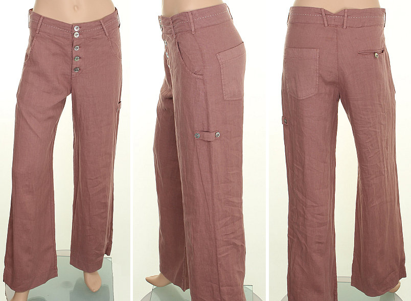 Hose Pantalon Phila 7512 von Inge de Jonge in der Farbe Rumba