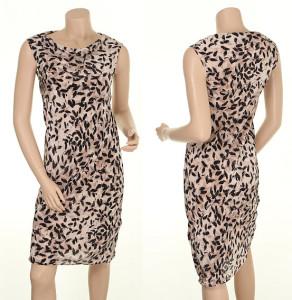 Kleid 1-4141-1 von Noa Noa in der Farbe Schwarz